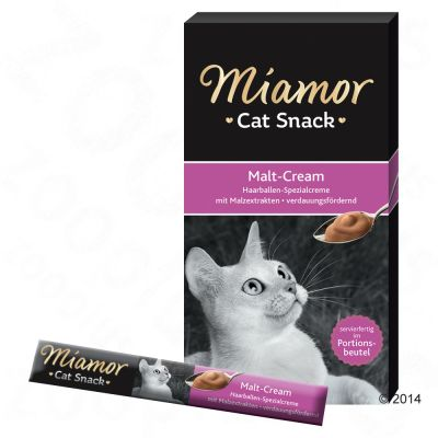 Miamor Cat Snack Malt-Cream