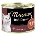 Miamor Deli Dinner 6 x 175 г