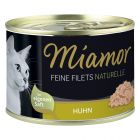 Miamor Feine Filets Naturelle 6 x 156 г