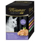 Miamor Filetes Finos Mini 8 x 50 g - Pack mixto