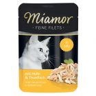 Miamor Fine Filets in Jelly 6 x 100 g