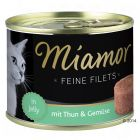 Miamor Fine Filets 6 x 185 g
