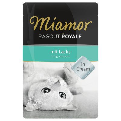 Miamor Ragù Royal in Crema 22 x 100 g