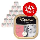 Miamor Sensible 24 x 100 g - Pack Ahorro