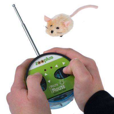Para Micro Juguete Mouse Gatos Teledirigido f6bYy7g