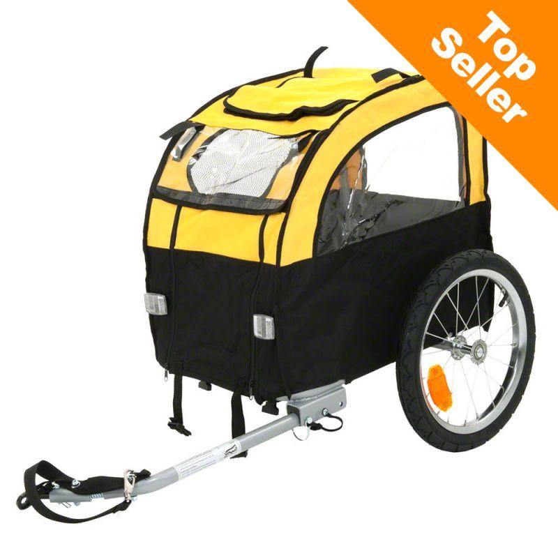 Mini Bee cykelvagn för hundar