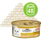 Mixpack Gourmet Gold Feine Pastete 48 x 85 g