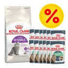 Mix-Paket Royal Canin 2 kg + 12 x 85 g Pouch in Soße
