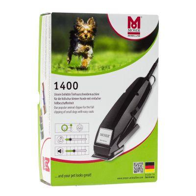Κουρευτική Μηχανή Moser 1400 οικονομικά στη zooplus 30571e597a6