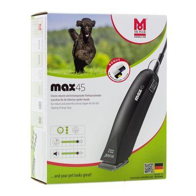 Κουρευτική Μηχανή Moser max45 (Τύπος 1245) οικονομικά στη zooplus 0e94fd64a8e