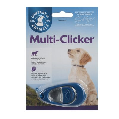 Multi-Clicker Training Device