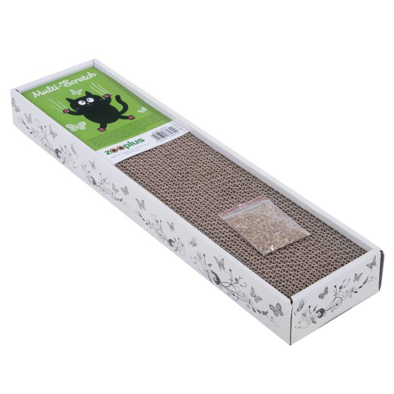 Multi-Scratch Cardboard Scratching Pad