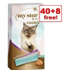 My Star Creamy Snack Saver Pack 48 x 15g - 40 + 8 Free!*