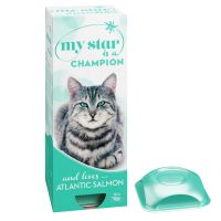 My Star is a Champion Mousse – Atlantic Salmon