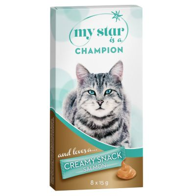 My Star is a Champion – Salmon Creamy Snack