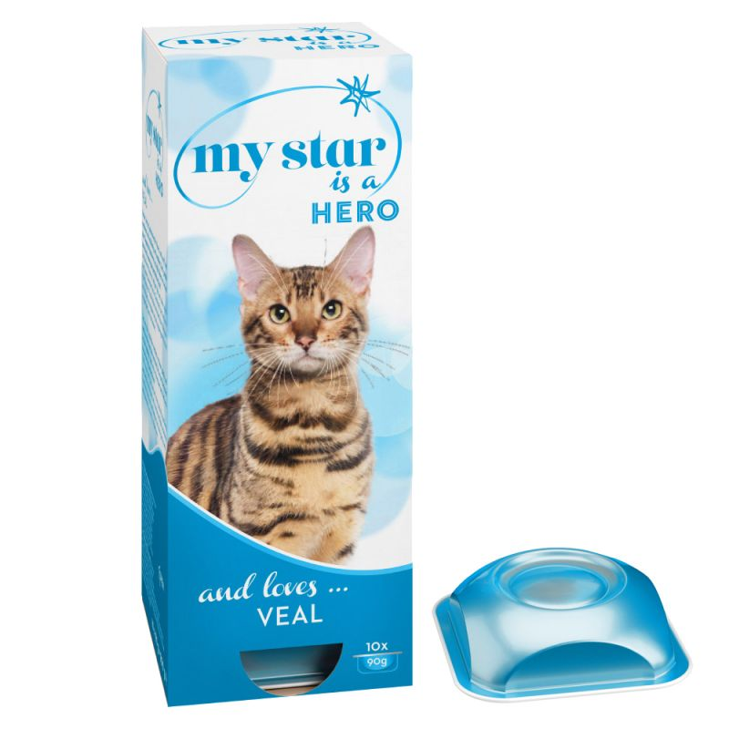 My Star is a Hero Mousse - Veal