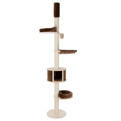 Natural Paradise Ceiling Cat Tree - XL