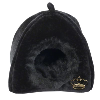84b2fc453d09e9 Royal Pet Black - Niche pour chat et petit chien - zooplus