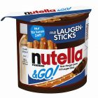 nutella&GO! Laugen-Sticks