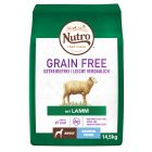 Nutro Grain Free Adult Large с ягненком