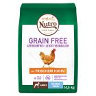 Nutro Grain Free Adult Large с курицей