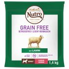 Nutro Grain Free Adult Small с ягненком