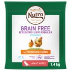 Nutro Grain Free Adult Sterilized piščanec