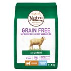 Nutro Hund Grain Free Junior Large Breed - lam