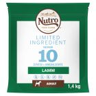 Nutro Dog Limited Ingredient Adult с агнешко