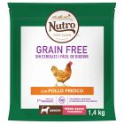Nutro Grain Free Adult Small Pollo para perros