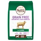 Nutro Hund Grain Free Adult Large Breed - lam