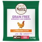 Nutro Hund Grain Free Adult Small Breed - kylling
