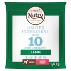 Nutro Hund Limited Ingredients Adult Small Lamm