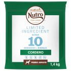 Nutro Limited Ingredient Cordero para perros
