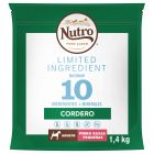 Nutro Limited Ingredients Small Cordero para perros