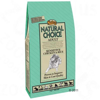 Nutro Natural Choice 12 kg en oferta: 11 + 1 kg ¡gratis!