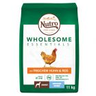 Nutro Wholesome Essentials Adult Grote Hond Kip & Rijst Hondenvoer