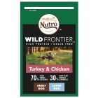 Nutro Wild Frontier Dog Adult Large Breed Turkey & Chicken