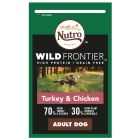 Nutro Wild Frontier Dog Adult Turkey & Chicken