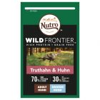 Nutro Wild Frontier Hund Adult Large Truthahn & Huhn