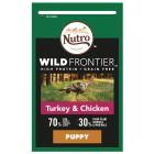 Nutro Wild Frontier Puppy Junior Dry Food - Turkey & Chicken