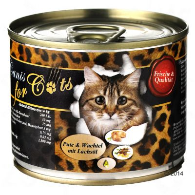 O´Canis for Cats 24 x 200 g