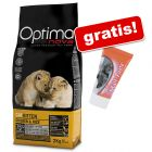 Optimanova + 200 g Smilla Pasta al Malto gratis!