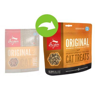 Orijen Cat Snacks Original Great Deals At Zooplus