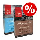 Orijen 6-Fish Cat + Regional Red Cat Mixpaket