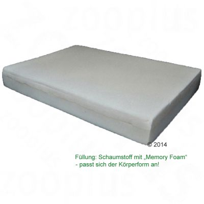 Outdoor Memory Foam Bed