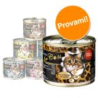 Pacco misto! O'Canis for Cats 6 x 200 g