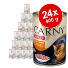 Pachet economic mixt 24 x 400 g Animonda Carny Adult