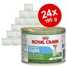 Pachet economic Royal Canin Mini 24 x 195 g