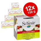 Pachet economic Schesir Fruit 12 x 150 g
